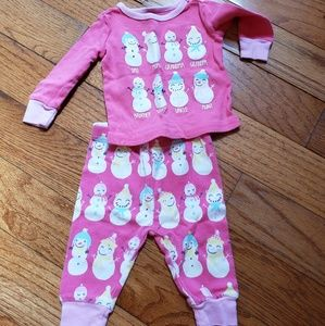 Childrens place pajama bundle